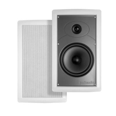 100-Watt 2-Way In-Wall Speaker