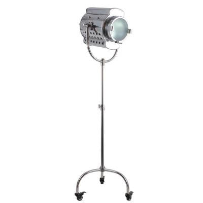Ansel Tripod 64 in. Chrome Floor Lamp