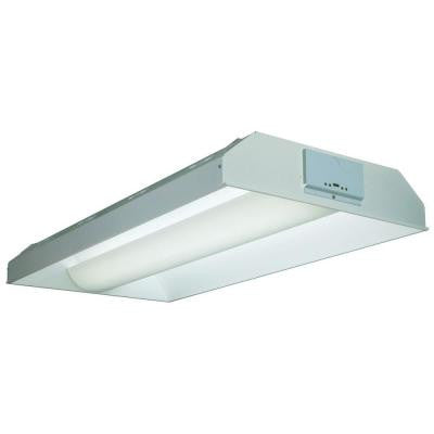 2 ft. x 4 ft. White Avante Volumetric Fluorescent Troffer
