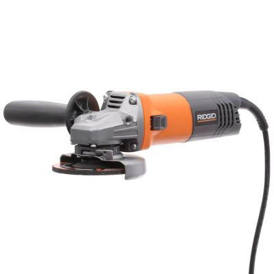 8-Amp 4-1/2 in. Angle Grinder