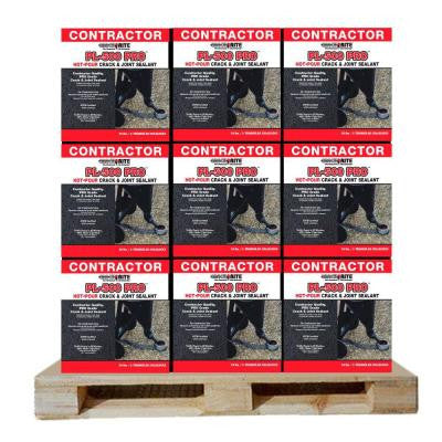 50 lb. PL-500 Hot Pour Direct Fire Joint Sealant (36-Cartons/Pallet )