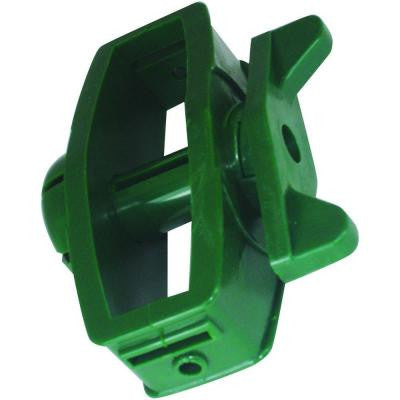 In-Line Tensioner for Wire, Polywire and 1/2 in. Tape - Green