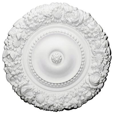 21 in. Marseille Ceiling Medallion