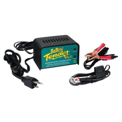 12-Volt 1.25-Amp Battery Charger