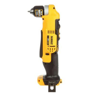 20-Volt Max Lithium-Ion 3/8 in. Cordless Right Angle Drill (Tool-Only)