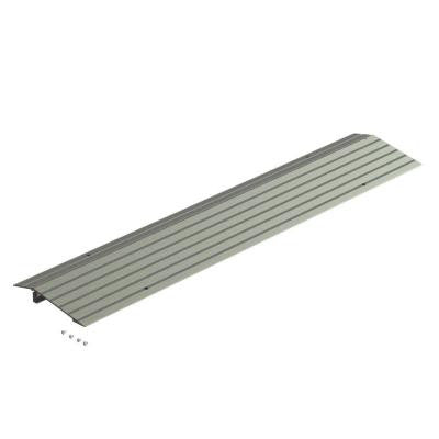 1 in. Aluminum Threshold Ramp