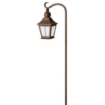 Low-Voltage 18-Watt Bronze Bratenahl Outdoor Path Light
