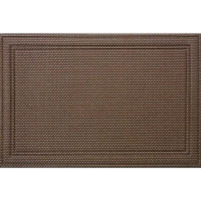 Manhattan Soho 24 in. x 36 in. Recycled Rubber Mat