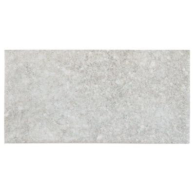 Quarcity Grey 3 in. x 6 in. Ceramic Wall Tile (5.38 sq. ft. / case)