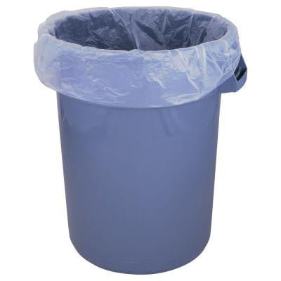 33 Gal. Economy Natural Trash Liners (250-Count)