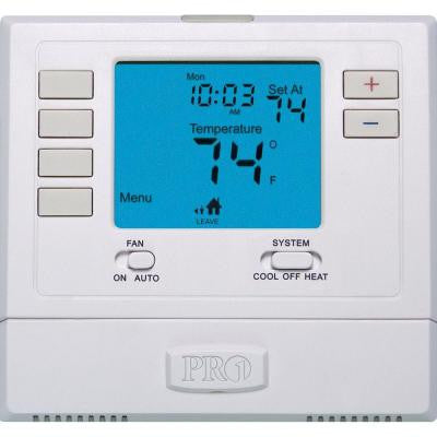 5-Day 2-Stage Programmable Thermostat