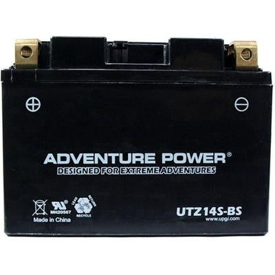 Dry Charge AGM 12-Volt 11.2 Ah Capacity K Terminal Battery