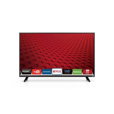 E-Series 40 in. Full-Array LED 1080p 120 Hz Internet Enabled Smart HDTV with Built-In Wi-Fi
