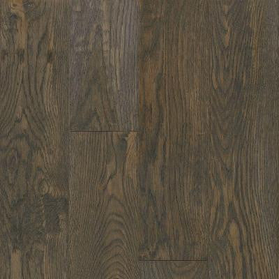 American Vintage Wolf Run Oak 3/4 in. Thick x 5 in. Wide Solid Scraped Hardwood Flooring (23.5 sq. ft. / case)