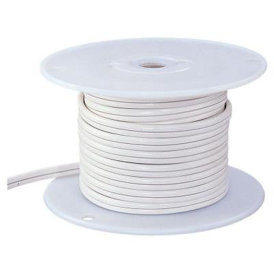 Ambiance 50 ft. White Indoor Lx Cable