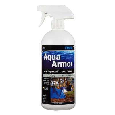 Aqua Armor 32 oz. Fabric Waterproofing Spray for Tent and Gear