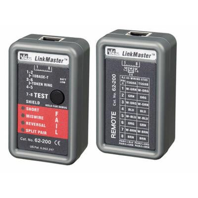 LinkMaster UTP/STP Wiremapper and Tester