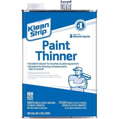 1 gal. Paint Thinner