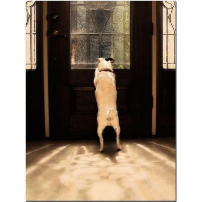 24 in. x 32 in. Anticipation 2 Canvas Art