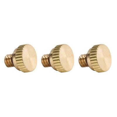 Brass Misting Nozzle Plug (3-Pack)
