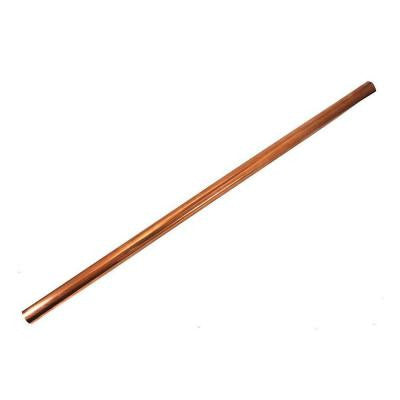 3/4 in. x 2 ft. Copper Type L Hard Straight Pipe