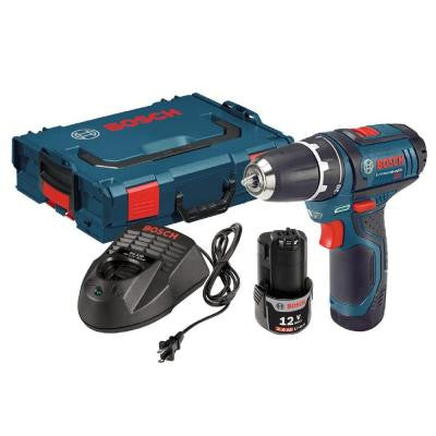 12-Volt Lithium-Ion 3/8 in. Drill/Driver with L-Boxx and 2Ah Battery