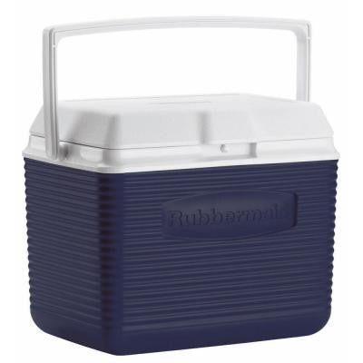10 Qt. Blue Ice Chest Cooler