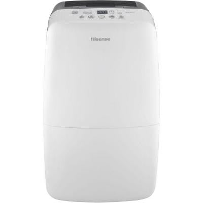 Energy Star 70-Pint 2-Speed Dehumidifier with Built-In Pump