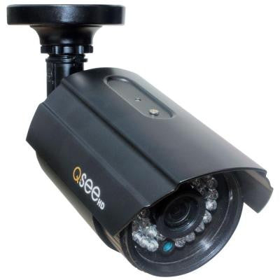Wired 1080p Indoor/Outdoor Bullet Camera with 100 ft. Night Vision