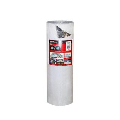 2 ft. x 100 ft. Single Reflective Insulation Roll with Single Air