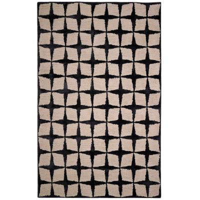 Magnolia Gray 9 ft. x 12 ft. Area Rug
