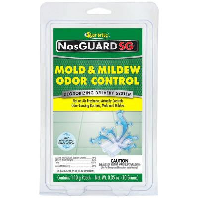 NosGUARD SG Mold and Mildew Odor Control Deodorizing Delivery System