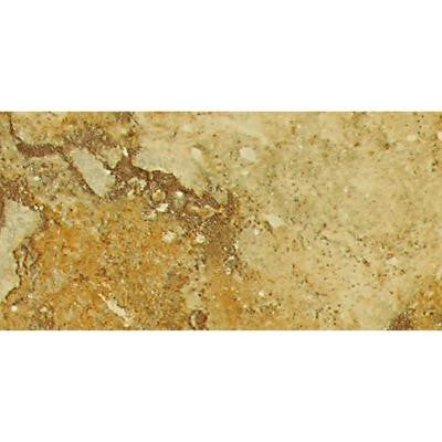 Heathland Amber 3 in. x 6 in. Glazed Ceramic Wall Tile (12.5 sq. ft. / case)