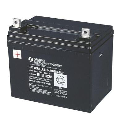 12-Volt Lead Calcium Replacement Battery