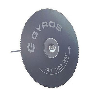 2 in. Diameter Ripsaw Blade with Mandrel