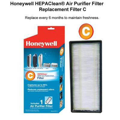 HEPA Clean Replacement Filter