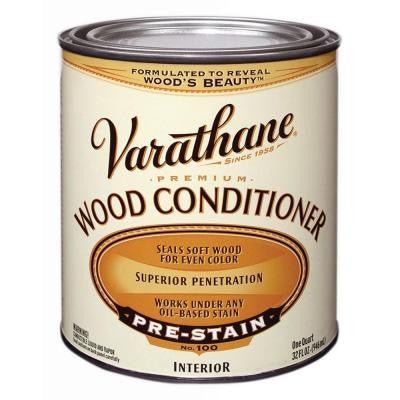1-qt.Wood Conditioner (Case of 2)