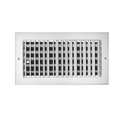 16 in. x 6 in. Adjustable 1-Way Wall/Ceiling Register