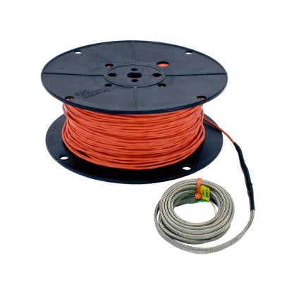 80 sq. ft.240-Volt Radiant Heating Wire