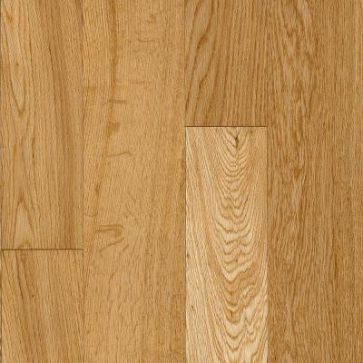Laurel 3/4 in. Thick x 2-1/4 in. Wide x Random Length Seashell Oak Solid Hardwood Flooring (20 sq. ft. / case)