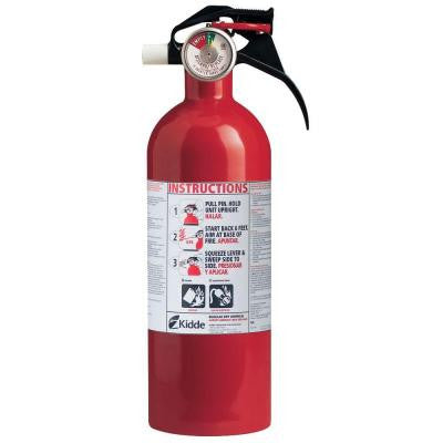 5 B:C Fire Extinguisher