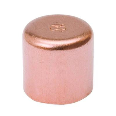 1/2 in. Copper Cap (25-Pack)