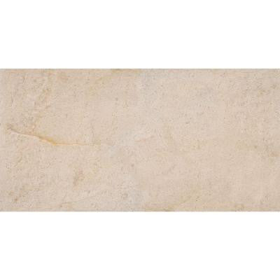 Coastal Sand 12 in. x 24 in. Honed Limestone Floor and Wall Tile (10 sq. ft. / case)