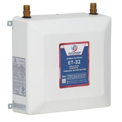 4.0 GPM Electric Tankless Water Heater