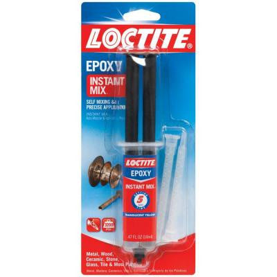 0.47 fl. oz. Five Minute Static Mix Epoxy (6-Pack)