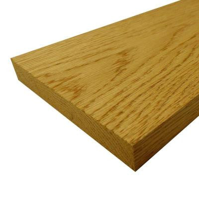 Oak Board (Common: 1 in. x 10 in. x R/L; Actual: 0.75 in. x 9.25 in. x R/L)