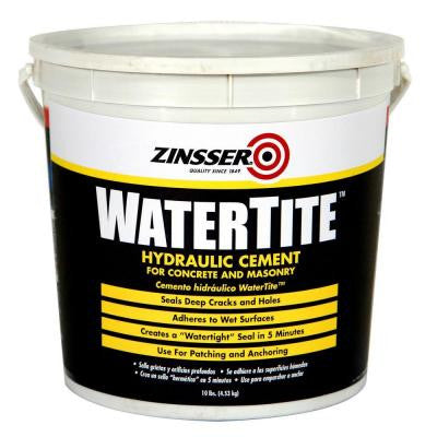 10 lb. Watertite Hydraulic Cement (4-Pack)
