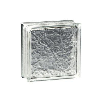 IceScapes 6 in. x 6 in. x 3 in. Glass Blocks (16-Pack)