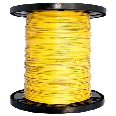 2500 ft. 14 Stranded THHN Wire - Yellow