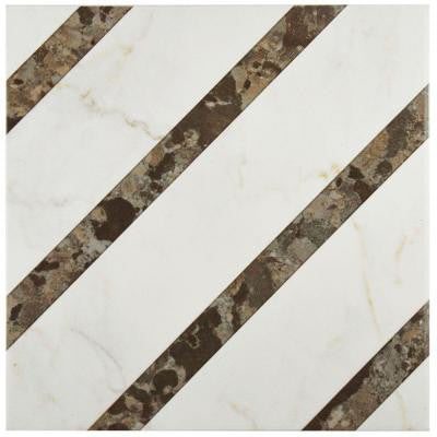 Emporio Colonial 12 in. x 12 in. Ceramic Wall and Floor Tile (25.19 sq. ft. / case)